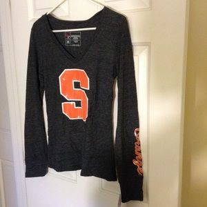 SYRACUSE ORANGE Top. New w/Tag. Official!